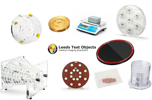 Leeds Test Objects phantoms